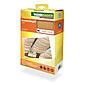 Sonnensegel-Seilspanntechnik sand 4,2 x 1,4m