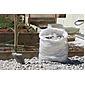 Schwerlast-Gewebesäcke 60x105cm, 3 Stück, weiß