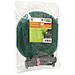 Laubschutz-Netz 4x3m mit 10 Netzhaltern, grün