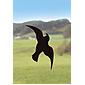 Vogel-Silhouetten, 3 Stück, schwarz