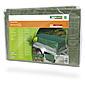 Schutz-Plane MEDIUM 3x4m, 100g/m², grün