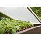 Gitter-Folie 3x2m, 100g/m², weiß-transparent