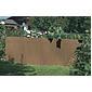 Sichtschutzmatte Raffia 3x0,9m, braun