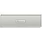 FSB Briefeinwurf 38 3826 Aluminium F3
