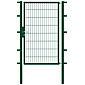 GAH Stabgitter Einzeltor FLEXO grün 1000 x 1600 mm