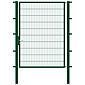 GAH Stabgitter Einzeltor FLEXO grün 1500 x 2000 mm