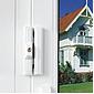 ABUS FTS 88 B AL0125  Fenster-Zusatzschloss braun