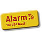 Abus FG300A AL0125 S Alarm-Fenstergriff, DIN links