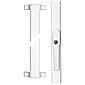 ABUS FOS550A W AL0125 Alarm Fensterschloss, weiß