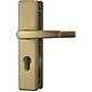 Abus KLN314 F4 b.Dr.B/SB Schutzbeschlag, bronze
