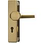 Abus KLT512 F4 EK Schutzbeschlag, bronze