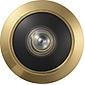 Abus 2200 G SB Türspion, gold
