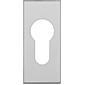 Abus S306 F1 Schutzrosette, aluminium