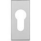 Abus RS314 F1 Schutzrosette, aluminium