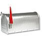 Burg Wächter 891 W U.S. Mailbox, weiß