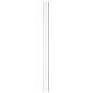ABUS Stangenset FKS208 1W 75/75cm + 118/118cm,weiß