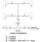 Fermax Loft Basic Haustelefon VDS, 3390