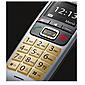 Gigaset E560HX Mobilteil + Ladeschale platin