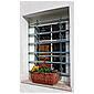 Fenstergitter Secorino Style vz 1000-1500x300