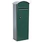 Safepost 70-5 Combi Briefkasten grün
