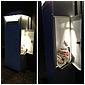 Safepost 101 LED Briefkasten weiß