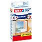 tesa® Fliegengitter Fenster 130x150 weiß