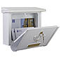 Heibi Briefkasten Multi 64104-008 Weiß
