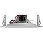 MONACOR EDL-706/12 ELA-Deckenlautsprecher 12 Stk