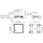 Axis P8804 Stereo-Sensorsatz