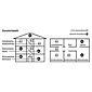 4er FireAngel ST-630 DET P-Line +Funkmodul W2+Pads
