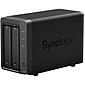 Synology Video Set 2x Abus IPCB42500 + DS215+ NAS