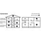 Abus RWM120 Rauchmelder Q-Label VdS 10J - 3er Set