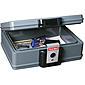 GLORIA 4x Rauchmelder RWM-10 + 1x Dokumentenbox A4