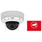 Axis IP-Kamera Set M3024-LVE + Aufkleber