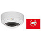 Axis IP-Kamera Set M3027-PVE + Aufkleber