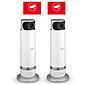 Bosch Smart Home 360° Innenkamera 2er Set