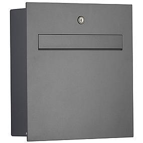 Aluminium Briefkasten