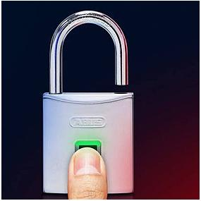 Abus Fingerprint Schloss