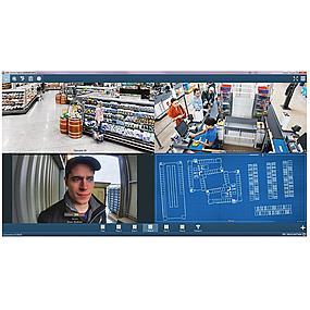 Axis Videoverwaltungssoftware