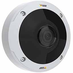 AXIS M3057-PLVE IP-Kamera 6MPx T/N IR PoE IP66