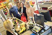 Videoüberwachung für den Einzelhandel