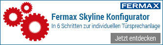 Fermax Skyline Konfigurator
