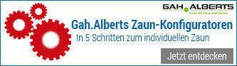 Gah Alberts Zaun-Konfiguratoren
