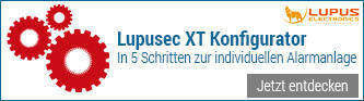 LUPUSEC XT Konfigurator