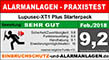 Alarmanlagen Praxistest Lupusec XT1 Plus Starterpack