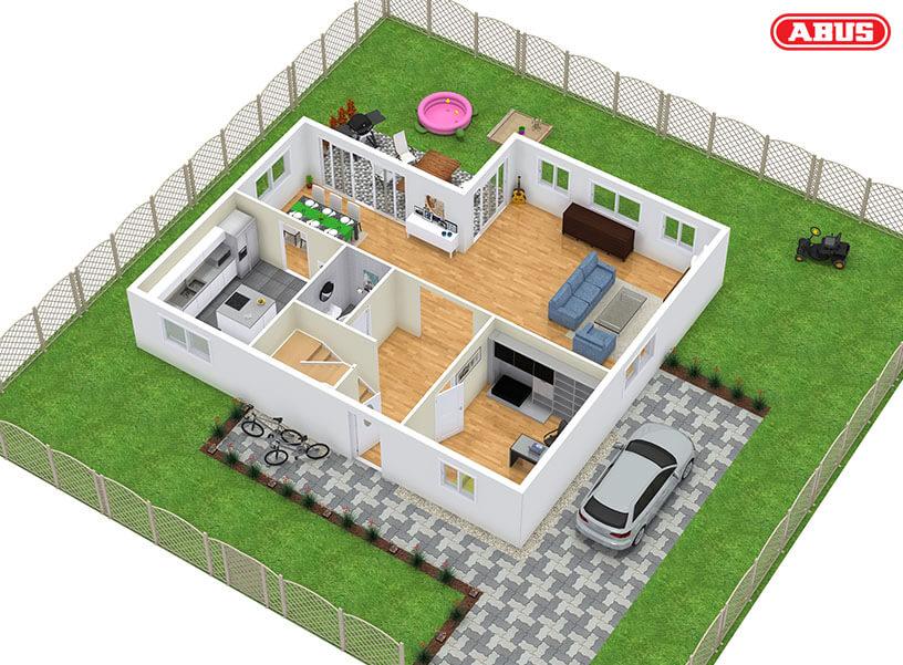abus secvest ratgeber online kaufen expert. Black Bedroom Furniture Sets. Home Design Ideas