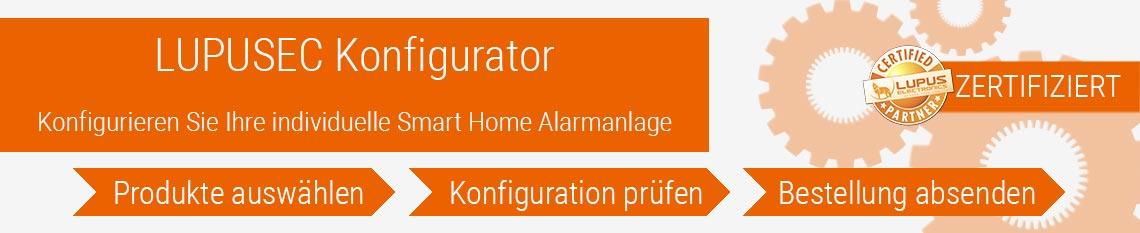 EXPERT-Security Lupus Konfigurator