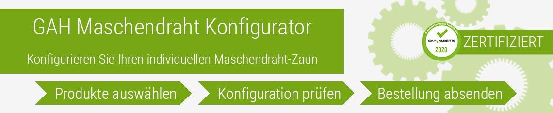 EXPERT-Security Maschendraht Konfigurator