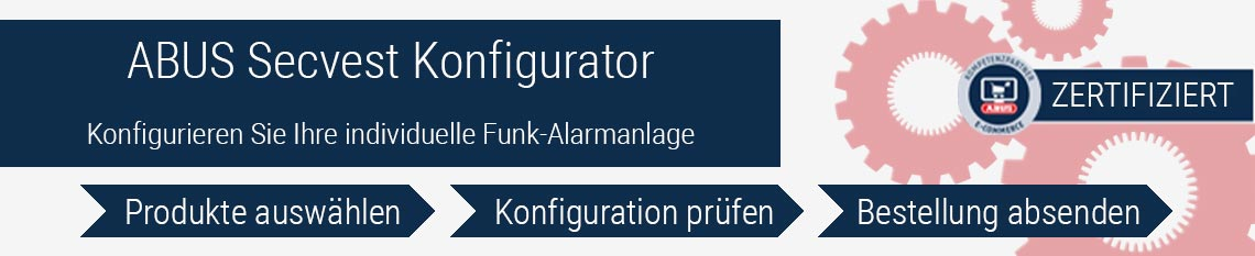 EXPERT-Security Abus Secvest Konfigurator