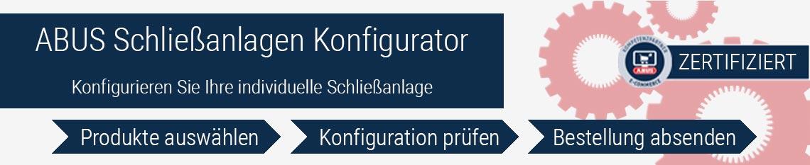 EXPERT-Security Schließanlagen Konfigurator